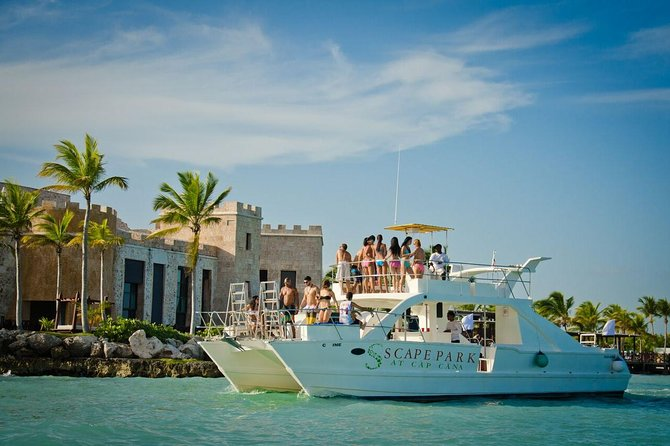 Scape Park Sunshine Cruise at Cap Cana