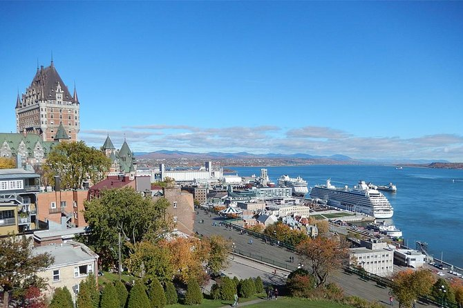 QUEBEC CITY PRIVATE WALKING TOUR - De geschiedenis van Frans en Brits Amerika