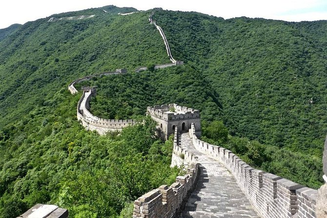 Mutianyu Great Wall Private Tour(Include all tickets)