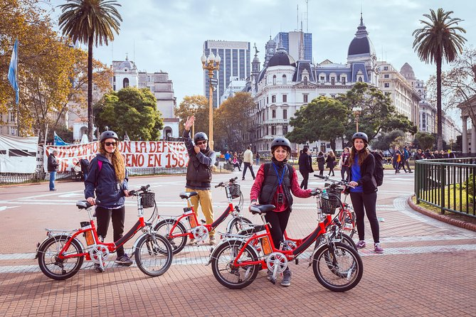 Grand Bike n' Wander Experience- Discover the soul of BA City