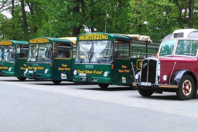 City and Palaces Tour Potsdam - Stadt- und Schloesserrundfahrt Potsdam