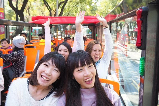Taipei Hop-On Hop-Off Bus Ticket