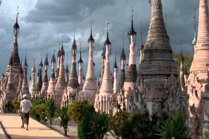Kakku Pagodas Full Day Tour