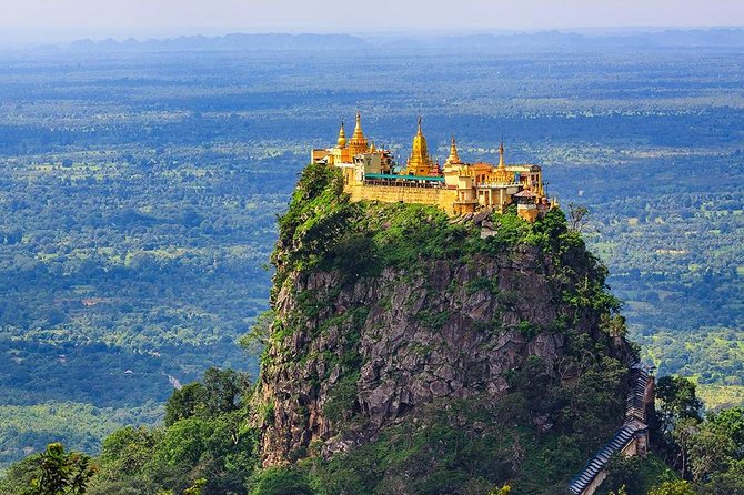 Mount Popa Full Day Tour