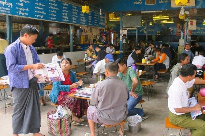 Half Day Local Experience in Yangon