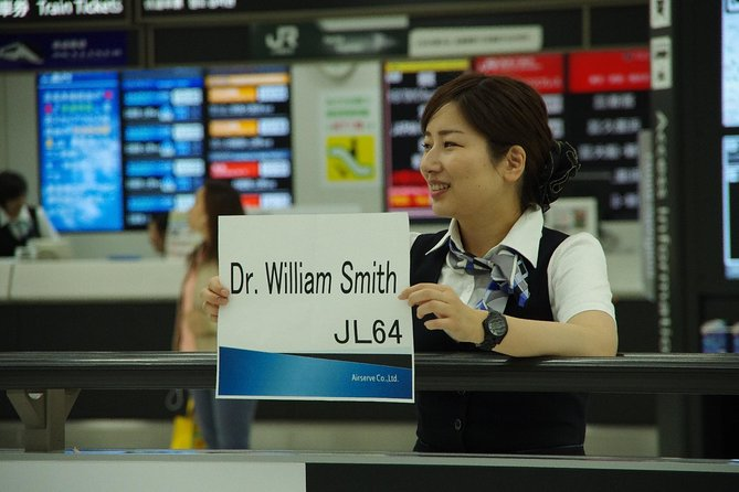Meet and Greet in Narita Airport