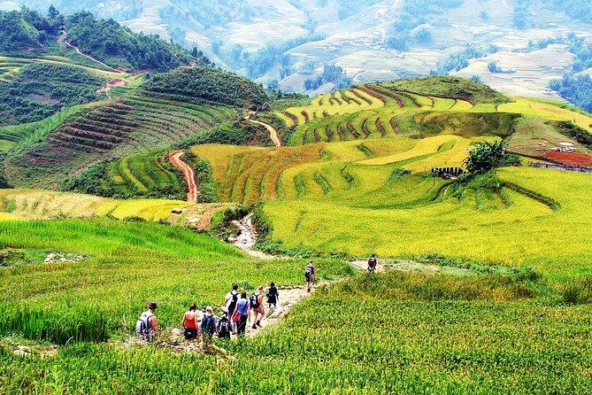 4-day Explore Hanoi City, Ha Long Bay and Sapa Highlights