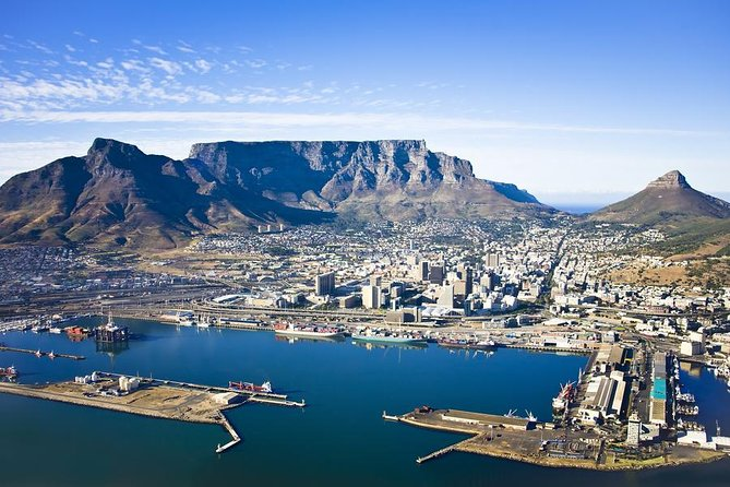 Cape Town Townships Tour and Robben Island Combination Tour