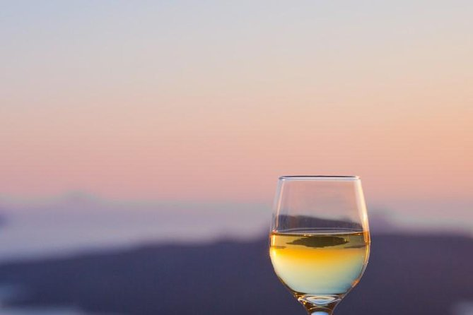 Sample some of Santorini's top wines on this wine tasting tour