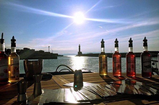 Kreta Bohemian Sunset Small Group Tour med vinprovning och middag