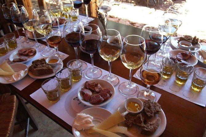 Natural Treasures of Kreta Små Grupp Tour med mat och vinprovning