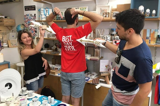 Made in Thessaloniki: Shop Like a Local Half Day Tour with Tastings