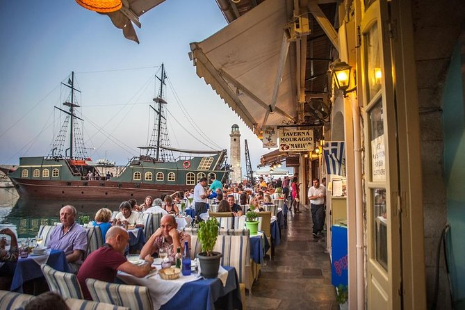 Lonely Planet Experiences: Rethymnon Morning History & Local Food Tour