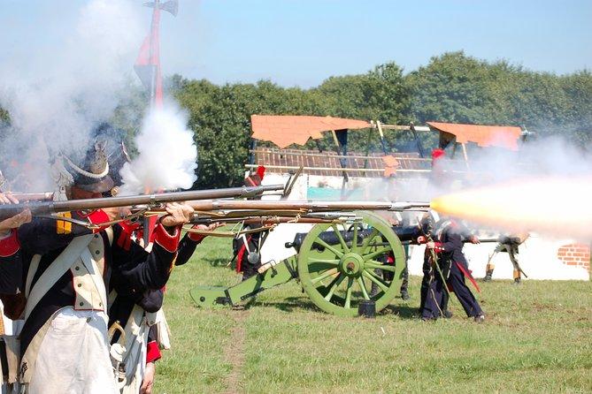 Excursão privada: Batalha de Waterloo, partindo de Bruxelas