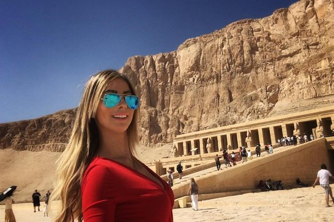 Full Day East and West Bank Tour of Luxor