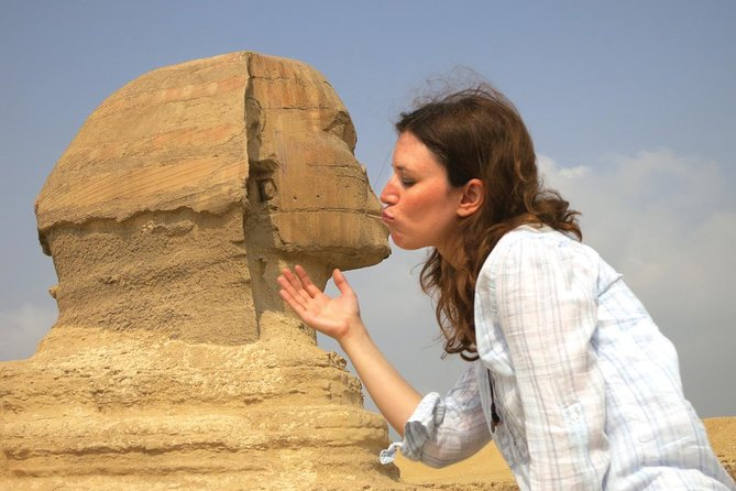 Giza pyramids ,sphinx ,castle of Saladin and Mohamed Ali mosque cairo day tour