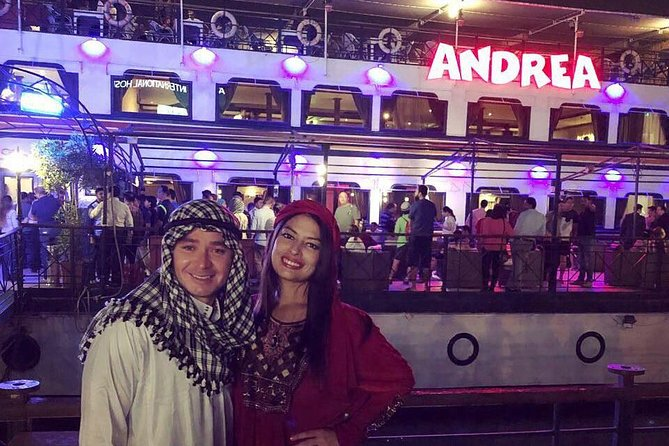 3 nights tour Nile cruise, light show and suffi dance in Cairo