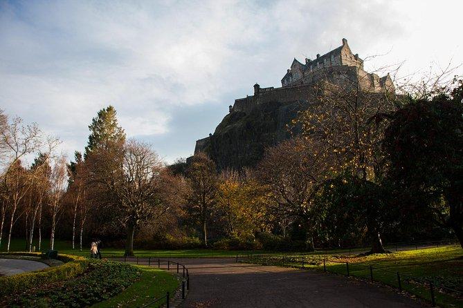 Edinburgh City Centre Private and Personal Half Day Driving Tour