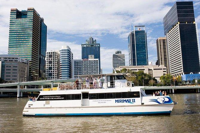 Entrada para o Santuário de Coalas Lone Pine com cruzeiro fluvial pelo rio Brisbane