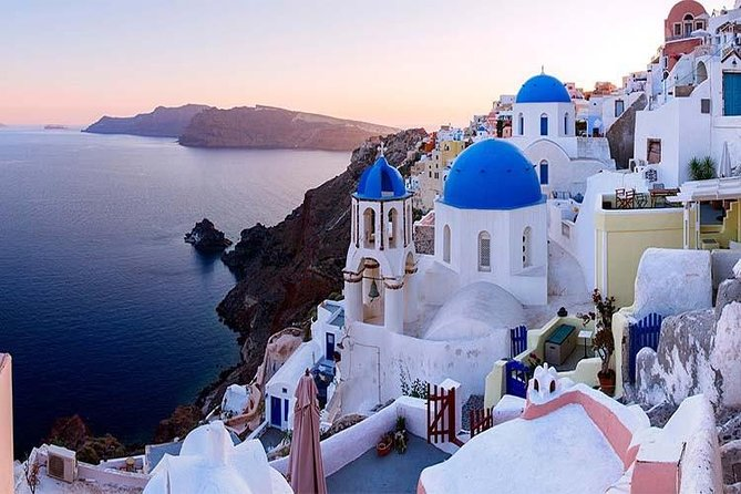 Best of Santorini Highlights Private 5 Hours Tour