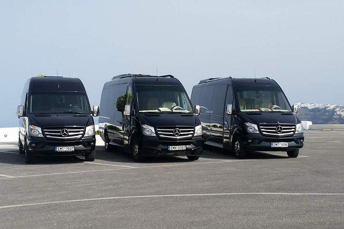 TRANSFERS Santorini PRIVATE Transfer