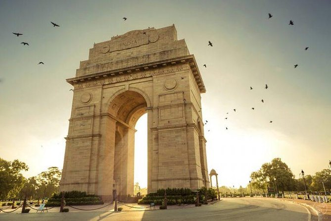 Delhi Private Full-Day CityTour