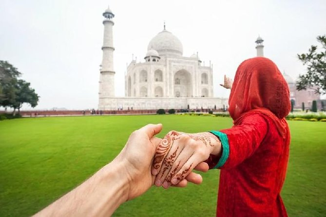 Taj Mahal Private Tour by Car