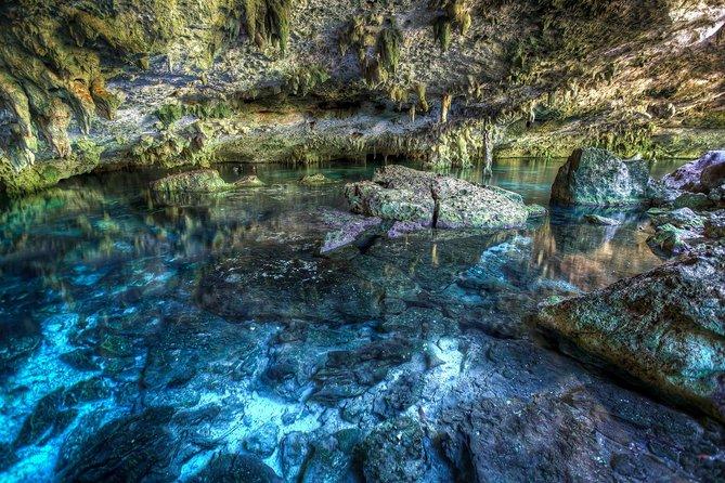 Cenotes and Yal-kú Lagoon Snorkeling from Playa del Carmen