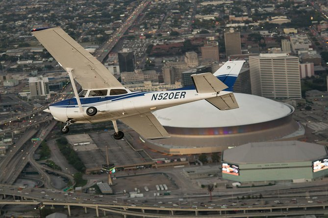 New Orleans Sightseeing Flight