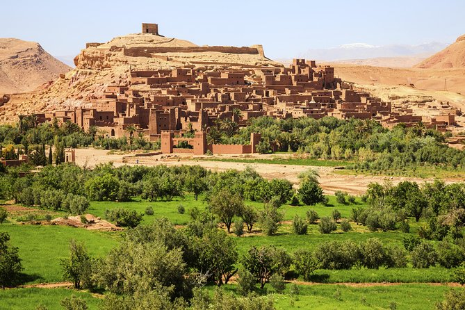 Ouarzazate Day Tour including Lunch from Marrakech