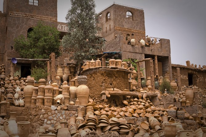 Small-Group Mount Toubkal Day Trip from Marrakech