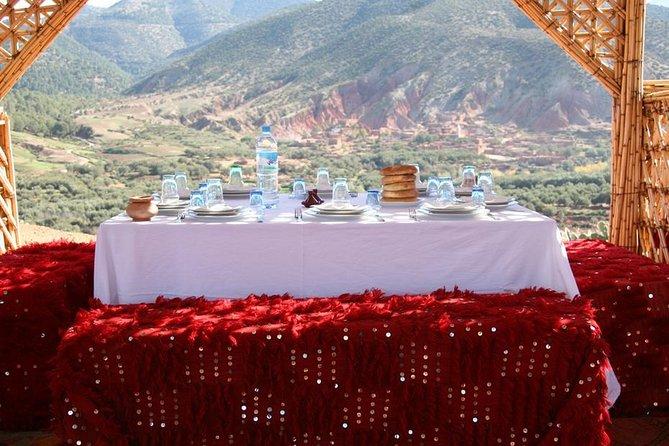 Tour de un día en Adventure Park, incluido el almuerzo de Marrakech