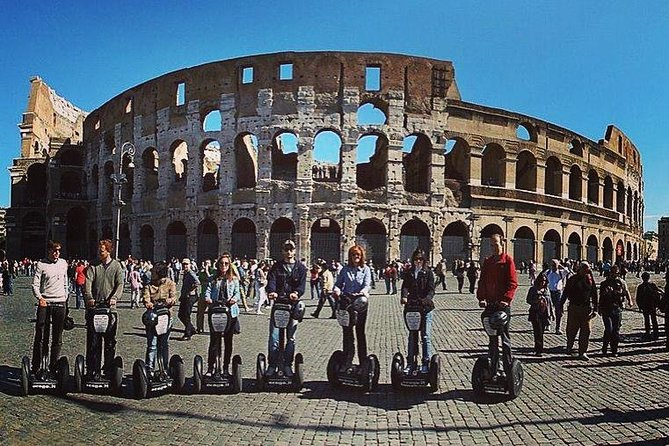 Roman Holiday by Segway