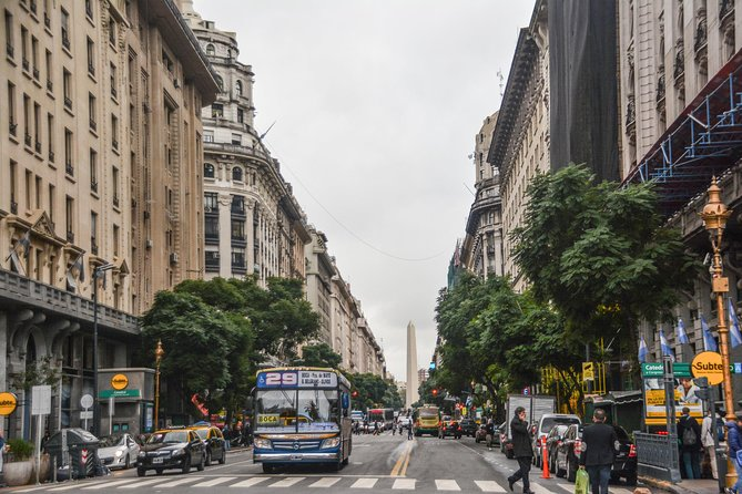 Buenos Aires Private Full Day Tour with Car or Van