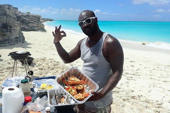 7 Stunden privates Katamaran Segel, Schnorchel und Strand BBQ Grace Bay, Providenciales
