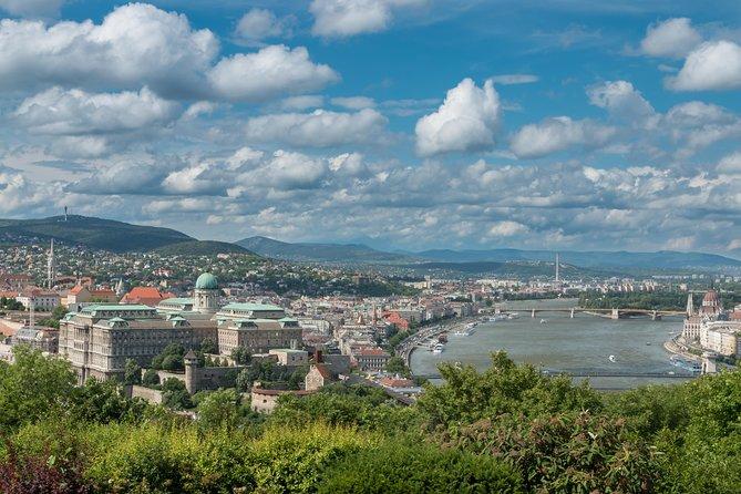 4 timer lang privat minivan tur i Budapest