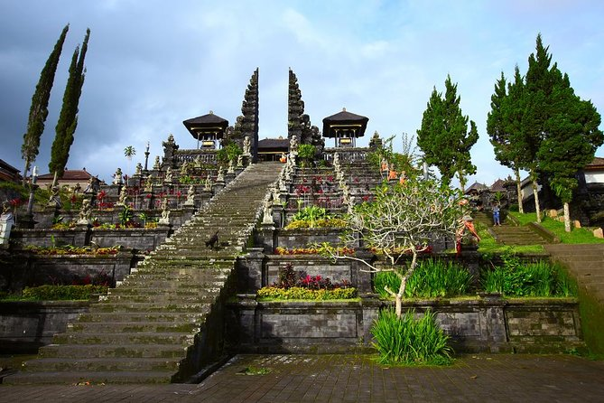 Private Karangasem Day Trip Including Mt Agung