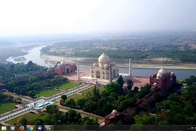 Same Day Taj Mahal Tour with Mughal Experience