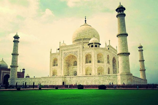 2 Days Taj Mahal Agra Tour From Delhi
