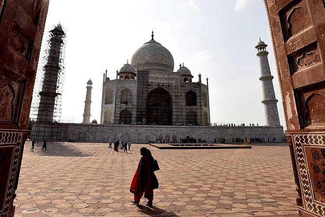 Private Trip : Agra Tour With Taj Mahal and Agra Fort