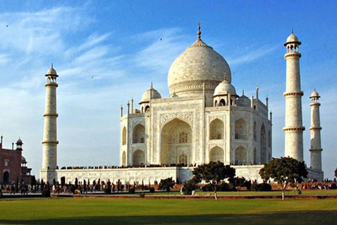 Full Day Taj Mahal Tour With Agra Fort & Fatehpur Sikri - Lunch Included