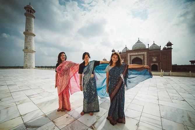 Half-day Taj Mahal Tour from Delhi by AC Car