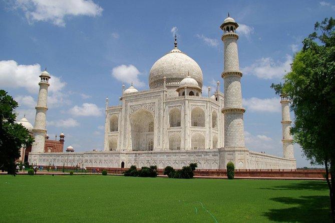 2 Days Agra Tour by Gatimman Train With Accommodation
