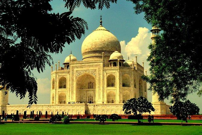 Same Day Taj Mahal Tour by Car From Jaipur
