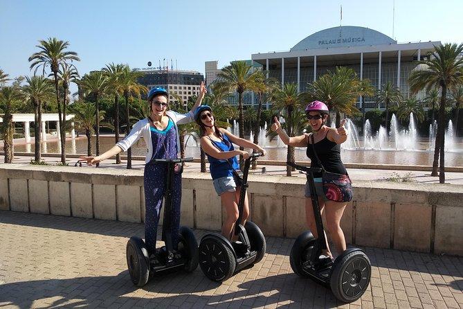 Fun Private Segway Tour in Valencia
