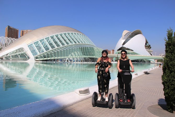 Grand Valencia Private Segway Tour + rent Bike for 24 hours.