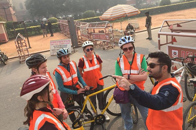 Explore Imperial Delhi on Bicycle