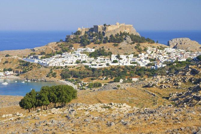 Private Tour: Lindos Acropolis and Village