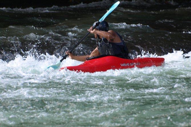 Mopan River Kayaking and Xunantunich Tour from San Ignacio