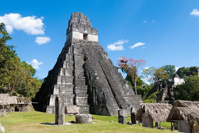 Tikal Day Trip with Local Lunch from San Ignacio